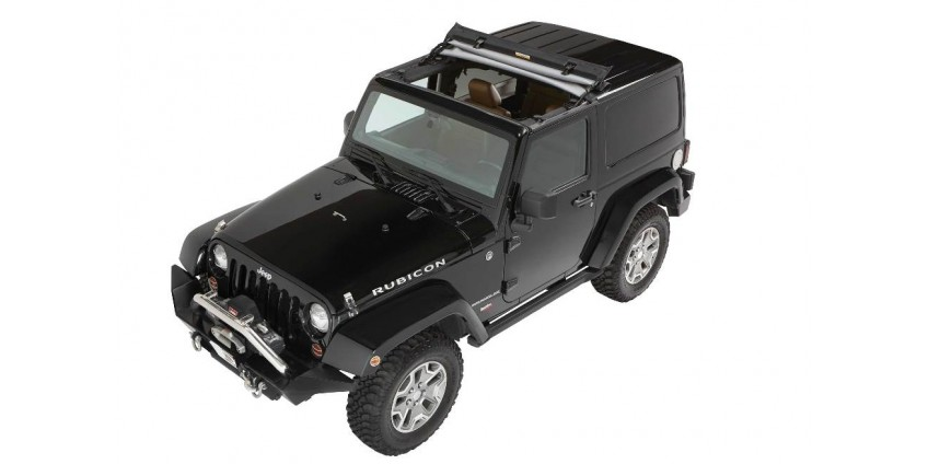 Sunrider for Hardtop: the Best of both worlds