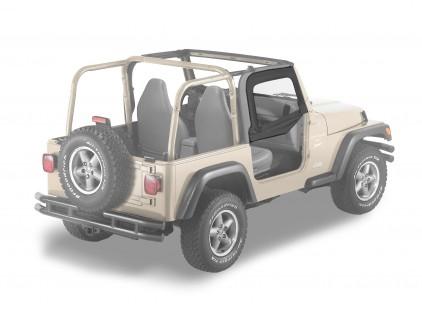 Jeep Wrangler 1997-06 Bestop Soft Upper Doors
