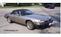 Jaguar Hess & Eisenhardt 1988 Convertible Top, Cloth, Front Top Section
