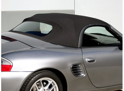 Porsche Boxster 2003-04 Twillfast Cloth Top with Heated Glass Window