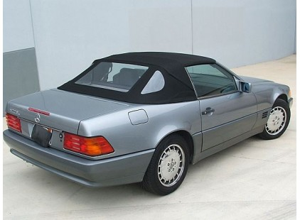 STOCK CLEARANCE: Mercedes 1990-02 SL Convetrtible Top, Twillfast Cloth