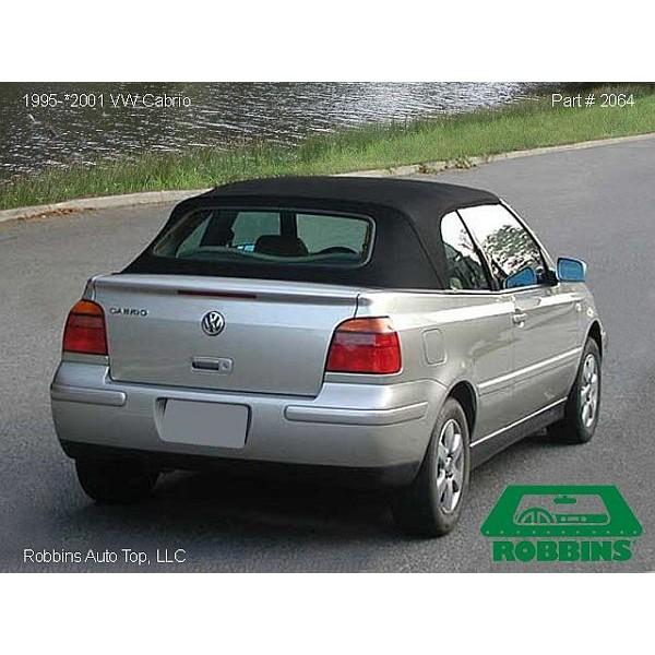VW VOLKSWAGEN CABRIO 95 96 97 98 99 00 2001 CONVERTIBLE TOP