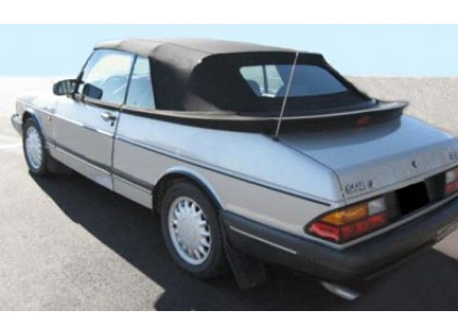 STOCK CLEARANCE: SAAB 900 1986-94 Twillfast Cloth Top - No Window or Headliner