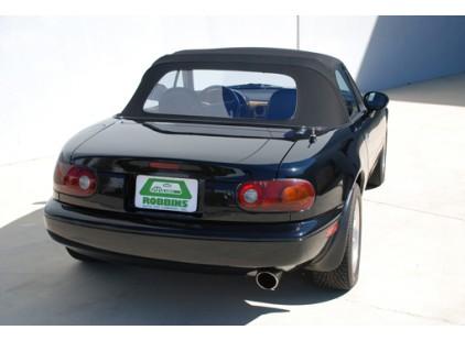 1990-05 Mazda MX-5 Vinyl Top w/Plastic Window - Non-original Budget Design