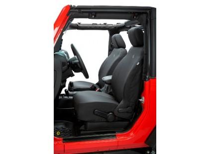Front Seat Covers (custom for JKs) Wrangler & Wrangler Unlimited 2007-12