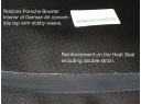 Porsche Boxster 2003-04 German A5S Cloth Top w/Heated Glass