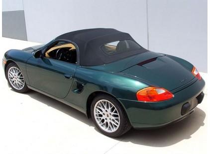Porsche Boxster 1997-2002 German A5S Cloth Top w/Heated Glass
