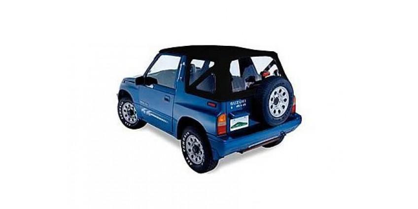 Suzuki Sierra and Vitara tops now available in tint
