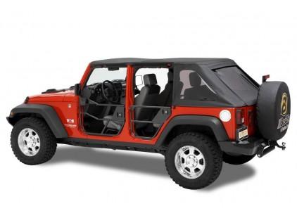 Jeep Wrangler & Unlimited JK 2007-14 Bestop Element Front Doors