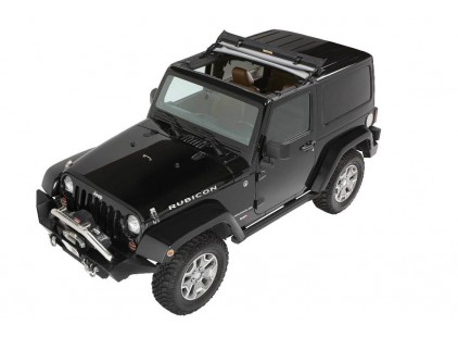 2007-16  Jeep Wrangler & Wrangler Unlimited: Sunrider® for Hardtop (Twill fabric)