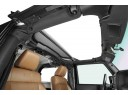 2007-16  Jeep Wrangler & Wrangler Unlimited: Sunrider® for Hardtop (Twill fabric)