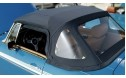 MGB 1971-76 Convertible Top, Bison Grain Vinyl