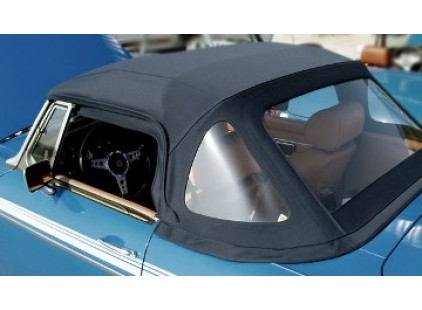 MGB 1971-76 Convertible Top, Stayfast Cloth