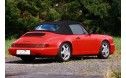 Porsche 911 1983-1985 German Cloth Top w/Plastic Window