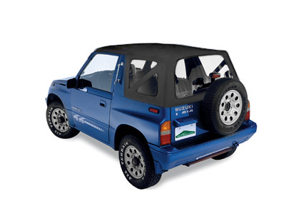 Suzuki Vitara 1988-00 Pavement Ends Replay Top