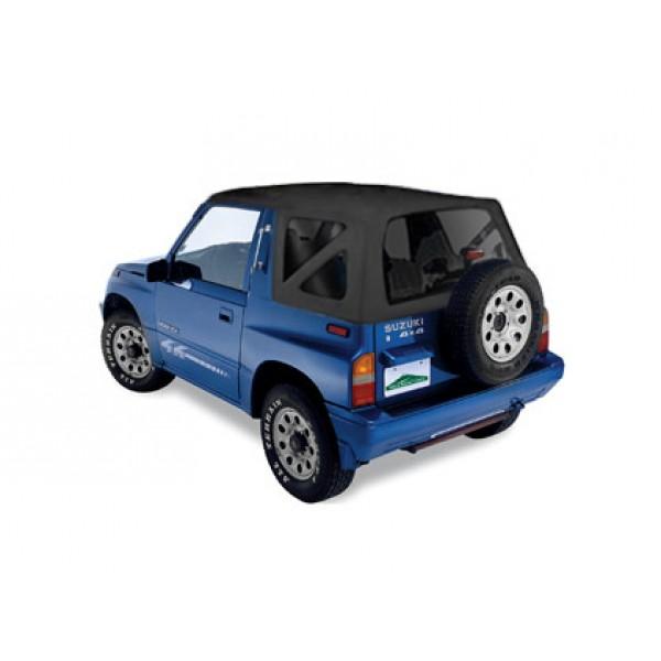 Suzuki Grand Vitara Soft Top Replacement