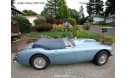 Austin Healey BJ8 Tonneau Cover (RHD) , 1963-68 Crush Grain Vinyl