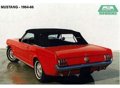 STOCK CLEARANCE: Ford Mustang 1964-66 Combo Top