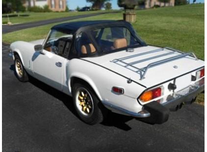 Triumph TR6 1969-1976 Convertible Top, Haartz Vinyl