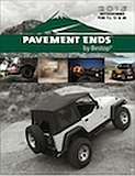 2014 Pavement Ends Catalogue