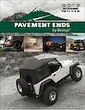 2014 Pavement Ends Catalogue